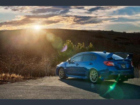 Used 2015 Subaru WRX STI Launch Edition